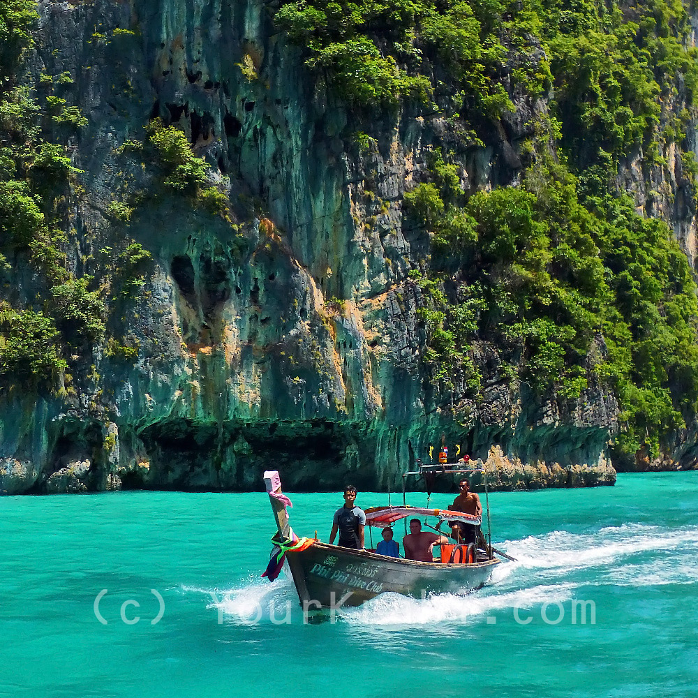 Phi Phi Island Tour: Phi Phi Islands Snorkeling Cruise