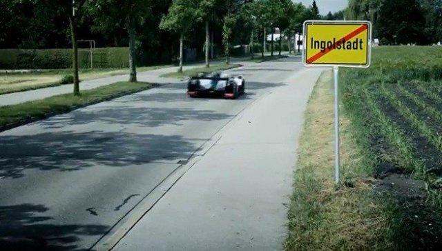 [Video] Ritorno della Porsche alla 24 ore di Le Mans: L'inusuale saluti di Audi....Ecco il video