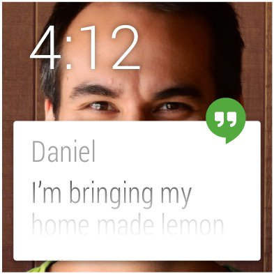 Android L Lemon Cake 2