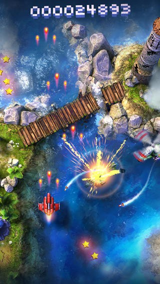 Trucchi, cheat, hack Sky Force 2014 v 1.02 per Android: stelle infinite e illimitate
