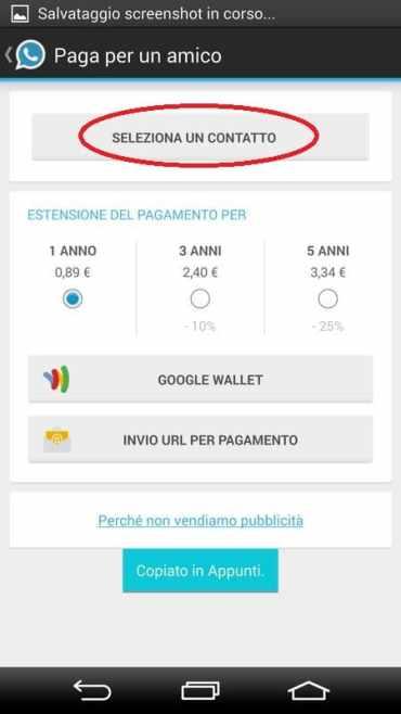 Paga x un Amico WhatsApp (2)