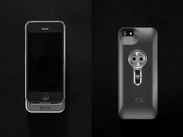 Flir One: Una termocamera a portata di iPhone