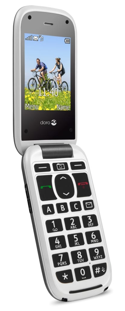 0Doro_PhoneEasy_613_graphite_white_left-414x1024