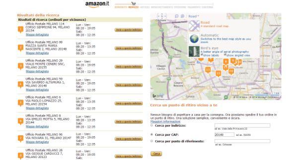 Amazon Poste