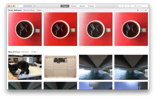 Photo Mac App