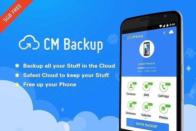 CM-backup