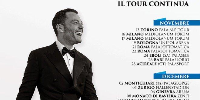 Tiziano Ferro - European Tour 2015 Biglietti