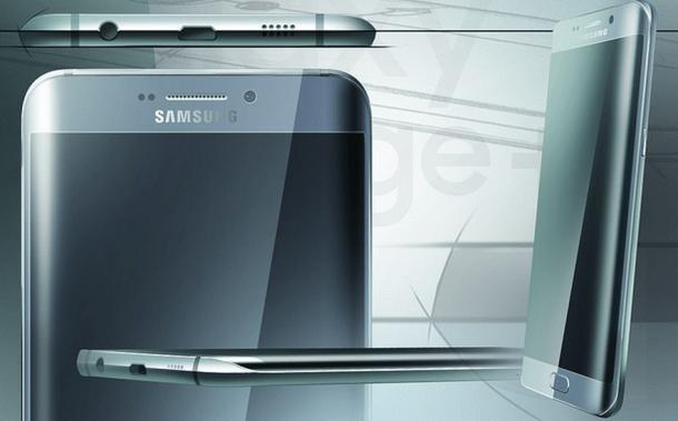 Samsung Galaxy edge+ 1