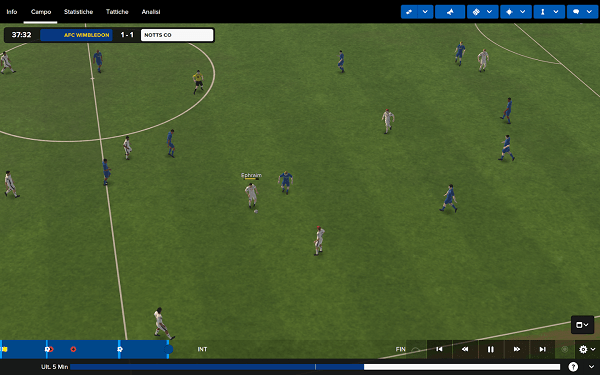 Download Football Manager Touch 2016 APK Android