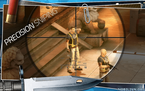 Trucchi Contract Killer 3 Sniper APK Android