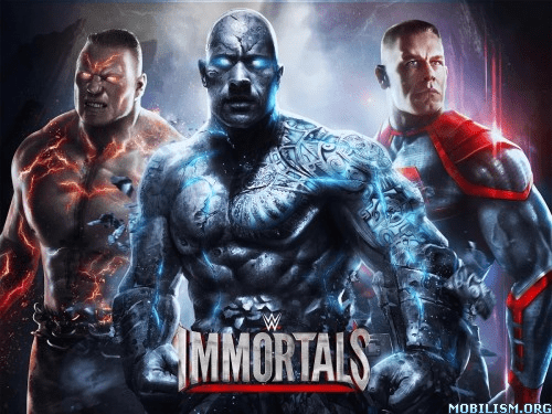 Trucchi WWE Immortals APK Android