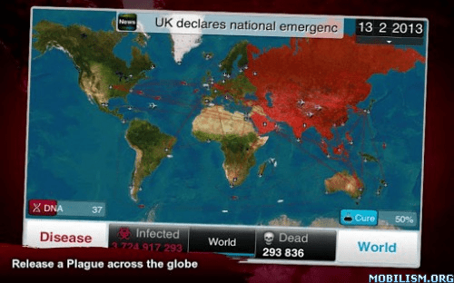 Trucchi Plague Inc APK Android