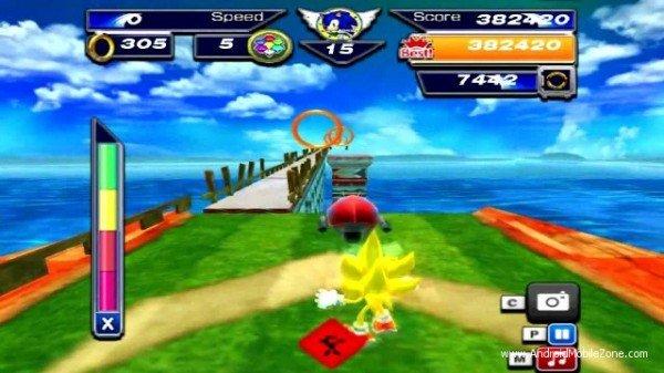 Trucchi Sonic Dash 2 APK Android
