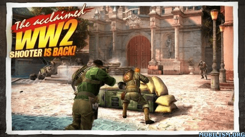 Trucchi Brothers in Arms 3 APK Android