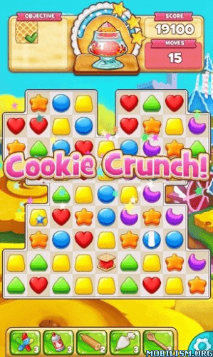 Trucchi Cookie Jam APK Android