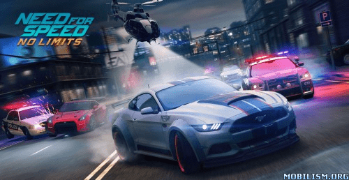 Trucchi Need for Speed No Limits Robots APK Android