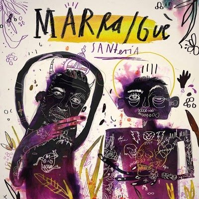 Album di Marracash & Gue' Pequeno - Santeria