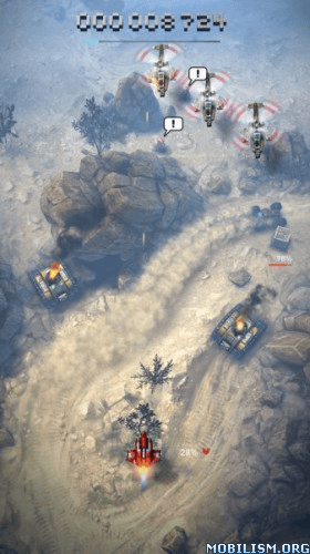Trucchi Sky Force Reloaded APK Android