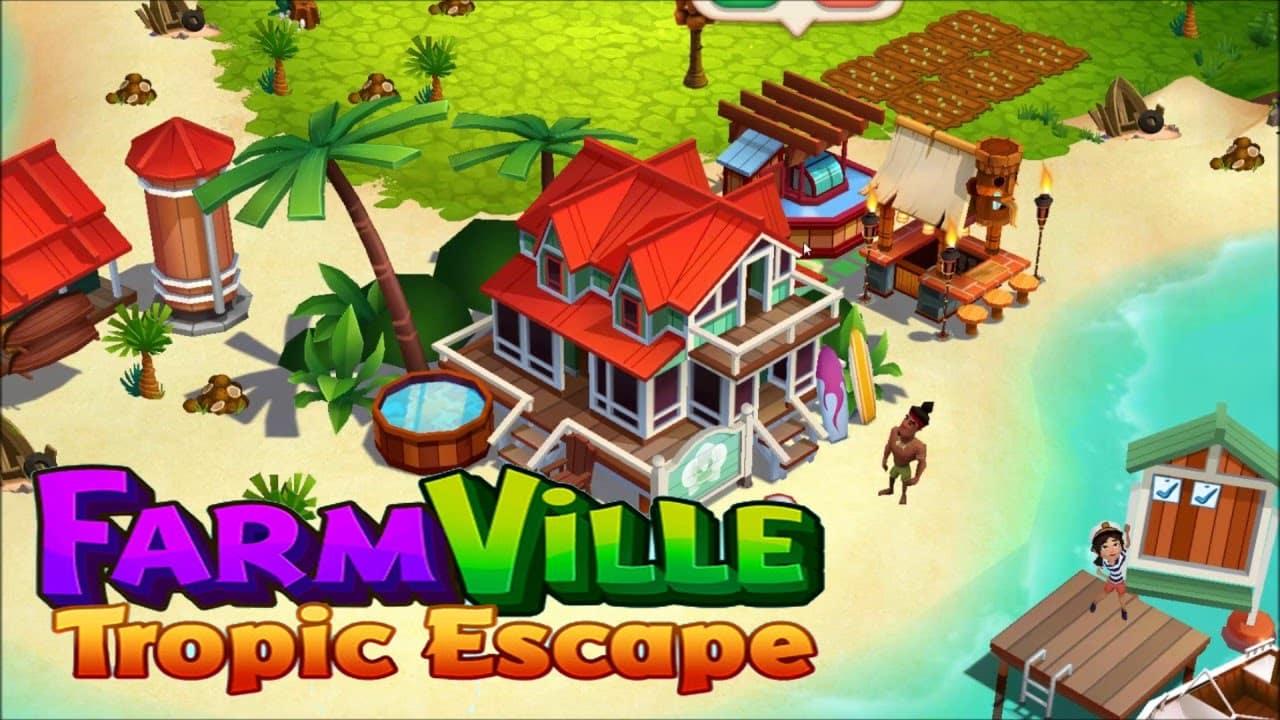 Trucchi FarmVille: Tropic Escape iOS, iPhone, iPad   Oro infinito, gemme infinite