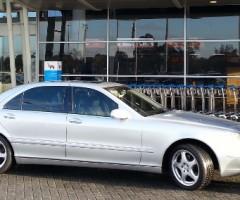 Mercedes Benz Sedan-Airport Transfer