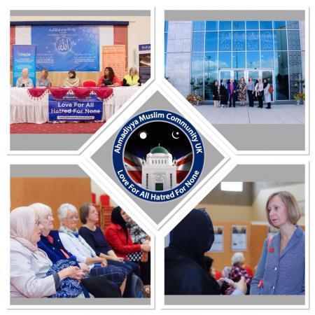 Ahmadiyya Muslim Women's association event