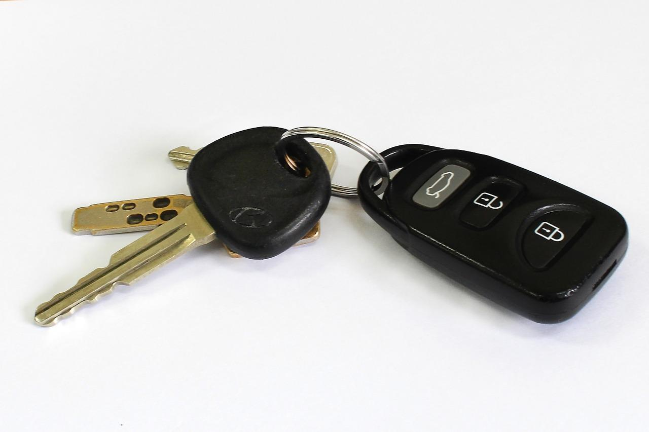 car remote key not working