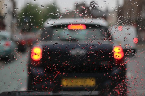 Keyless system can save you from a rainy day