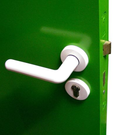 better access control with a restricted key system