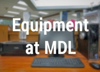Technology Equipment at MDL