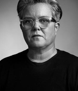 Komikern Rosie O'Donnell