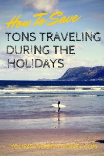 How To Save Traveling