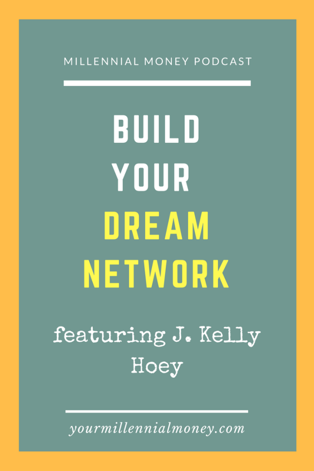 What does it take to build your dream network? In Kelly Hoey's new book, she gives you the step by step instructions to rock your dream network.