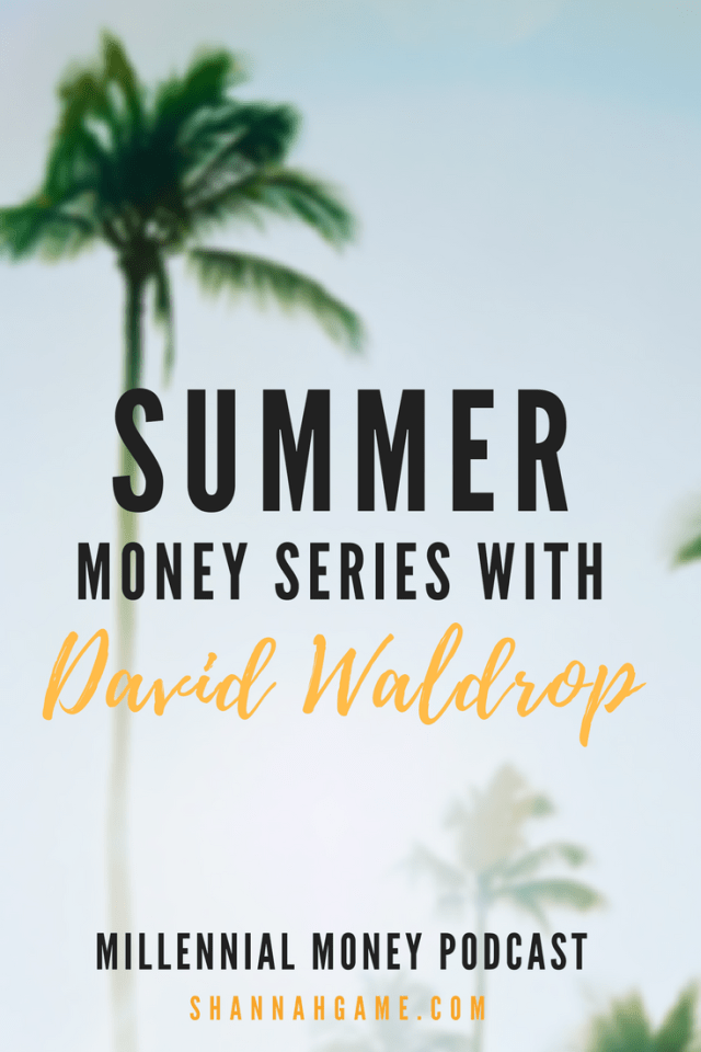 Get your money in shape this summer with tips from David