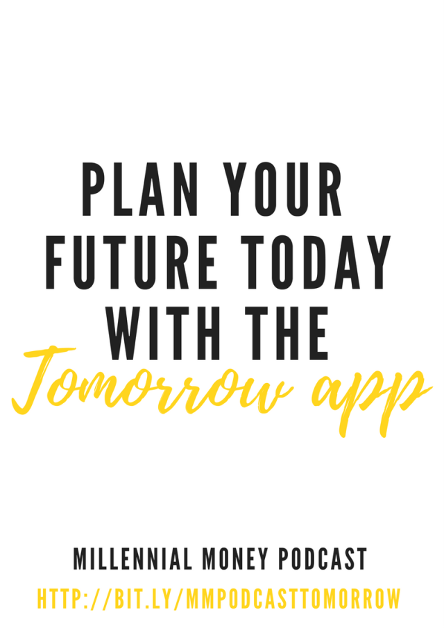 If you've got stuff you need a will and Tomorrow is a great app that will allow you to create one for free.