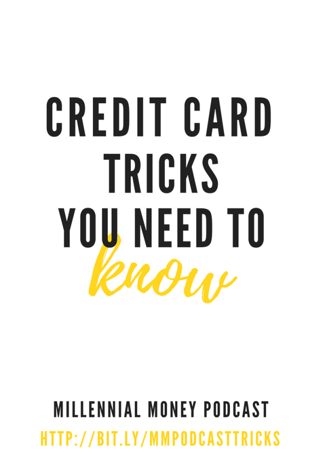 There are some powerful tricks you need to know to help your credit card situation.