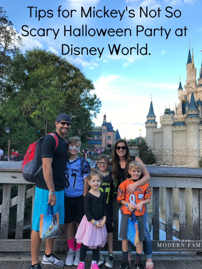 How long does it last? 1 Tips For Taking Kids To Mickey S Not So Scary Party At Disney
