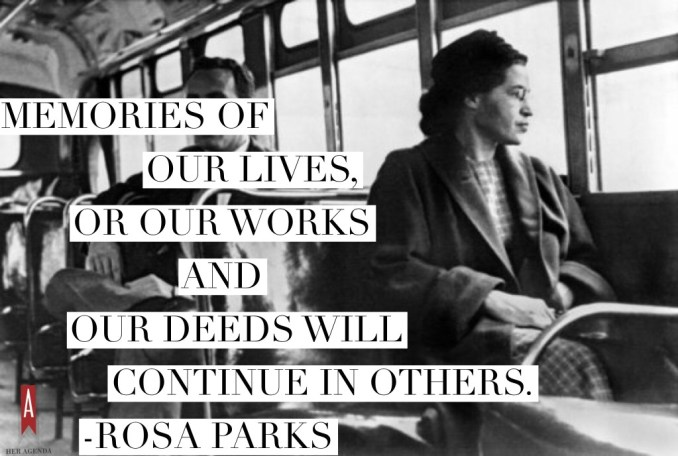 Martin Luther King Jr. and Rosa Parks Inspiring ...