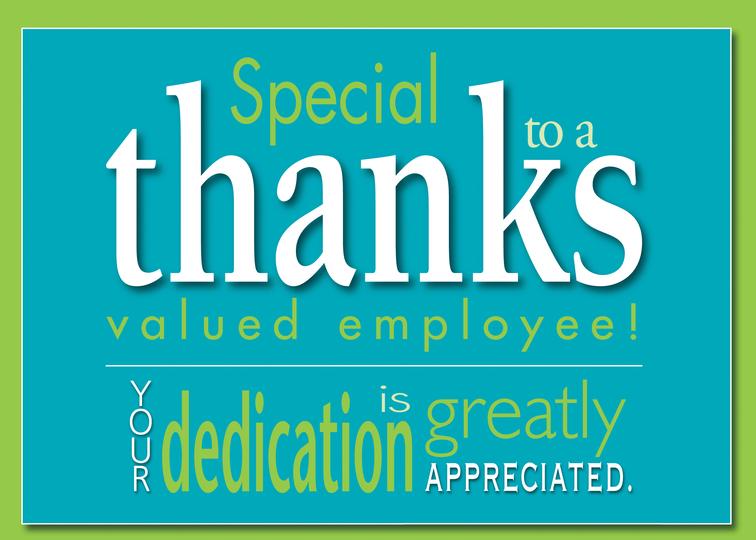 Usher Appreciation Certificate