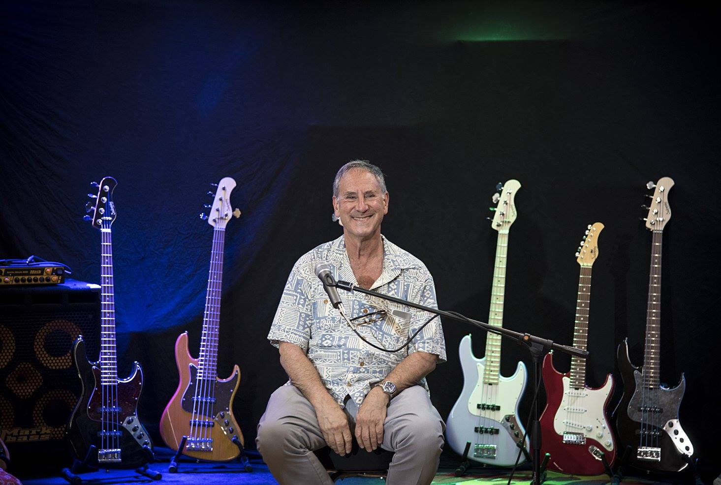 Roger Sadowsky Clinic il 24 Giugno a Your Music