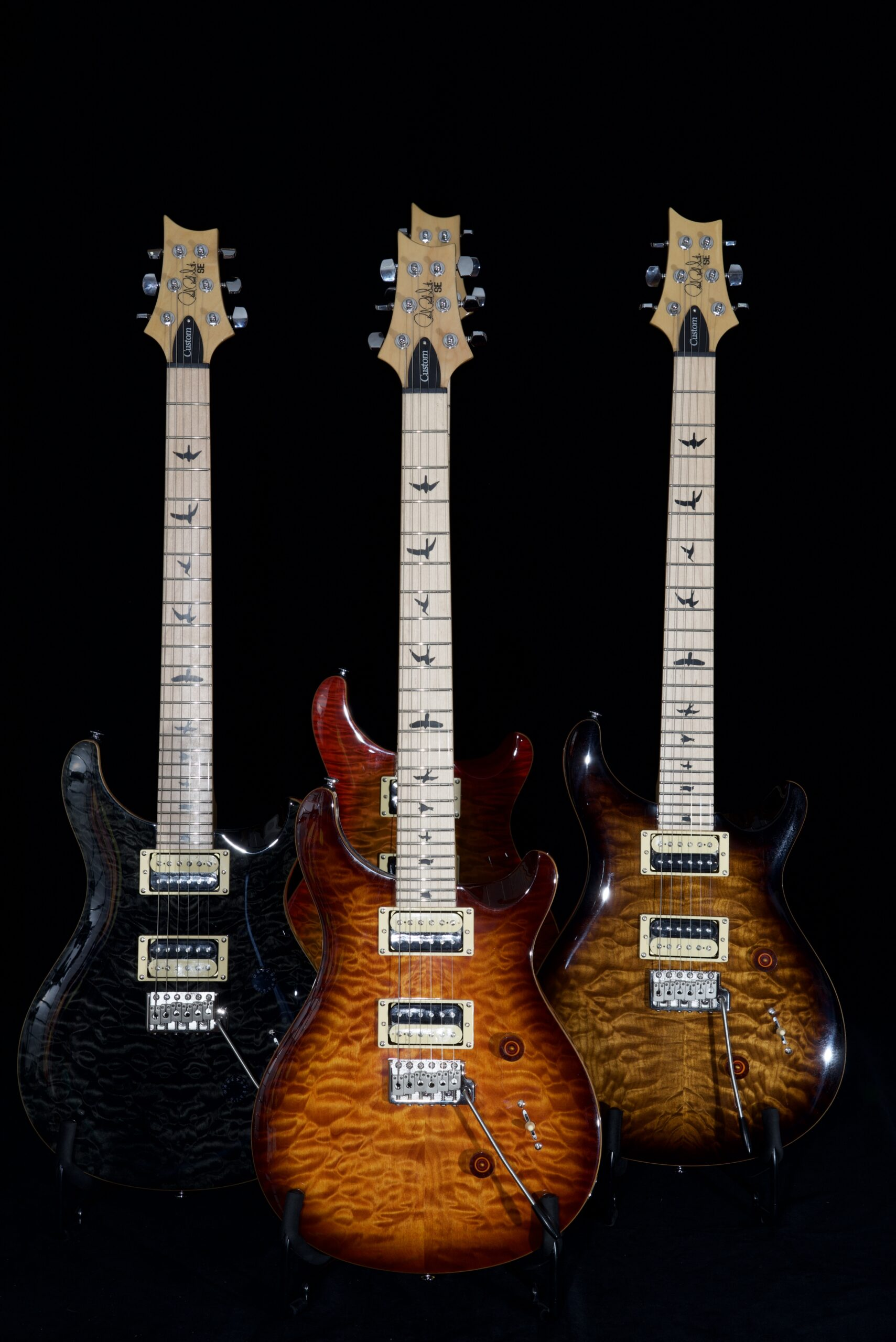 PRS SE Custom 24 Maple Neck