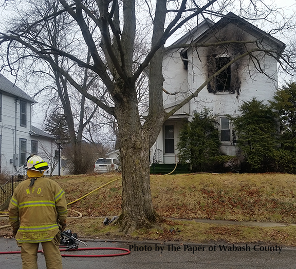 Firefighters Respond To Another House