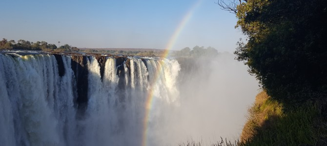 How to Get the Best Views of Victoria Falls