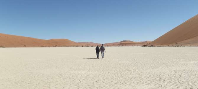 Crossing Namibia Off My Bucket List
