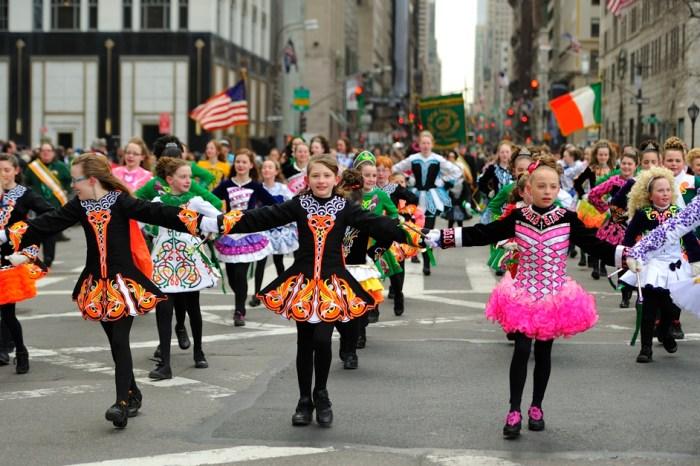 St. Patrick's Day Outside Ireland