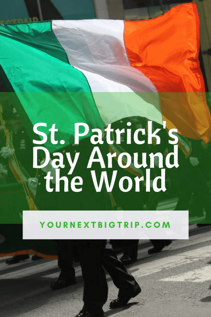 St Patrick's Day around the World