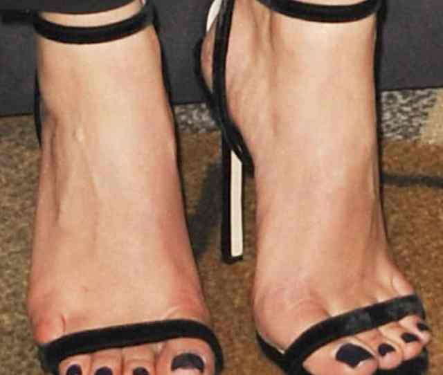 Ashley Styled Her Look With A Pair Of Velvet Jimmy Choo Minny Sandals