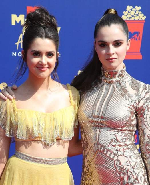 Sisters Laura and Vanessa Marano will star together in the movie Saving Zoë