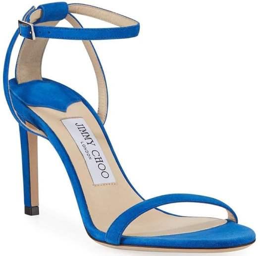 Jimmy Choo Minny Sandals