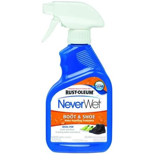 Rust-Oleum NeverWet Boot and Shoe Spray