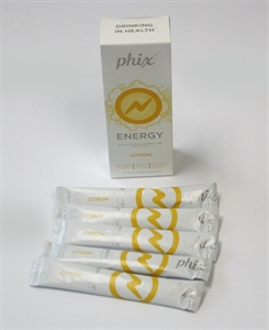 Product Review of PHIX All-Natural Energy Aid